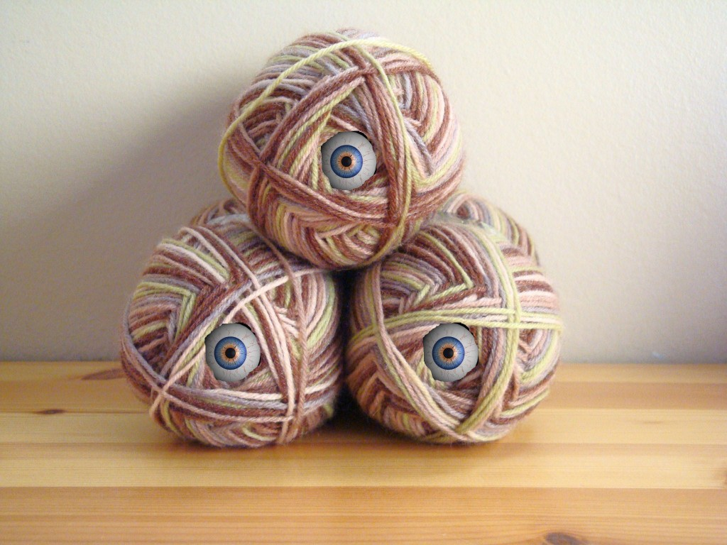 Sock Yarn_Cyclops