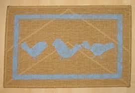 crafty door mat