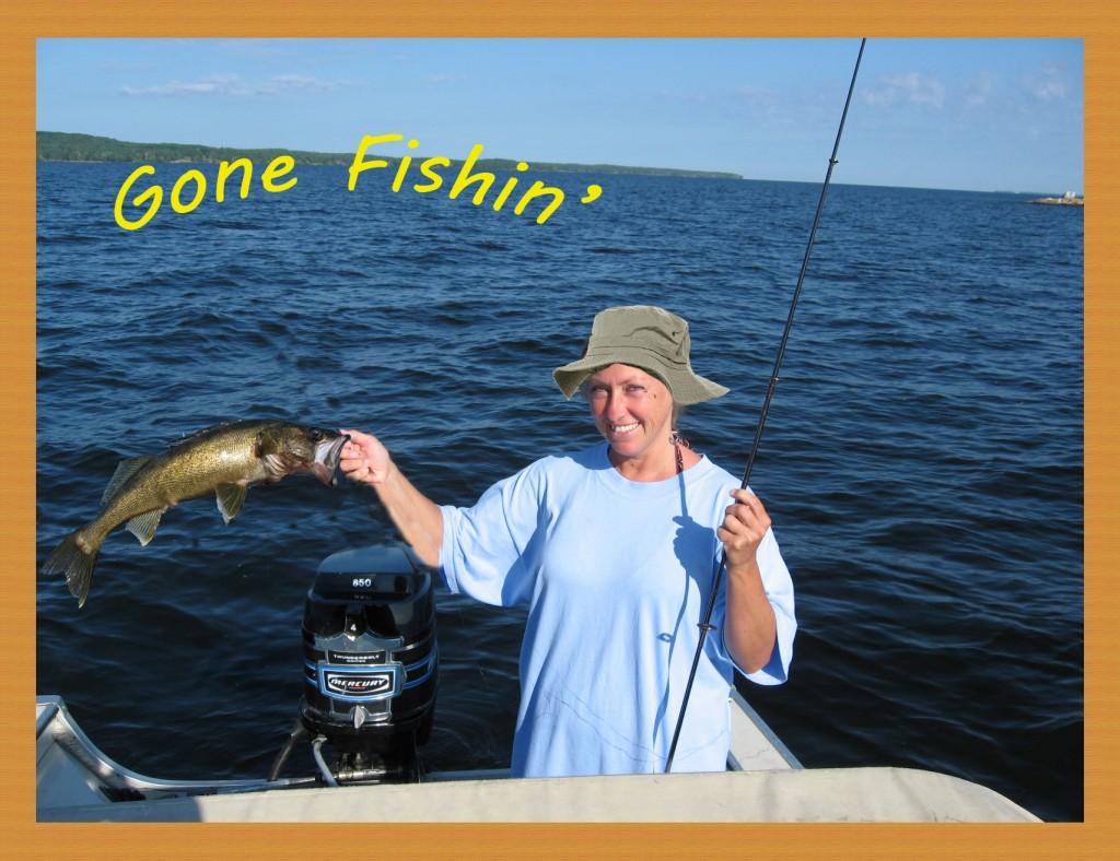 Gone Fishin_July