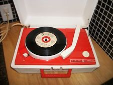 70's RCA Record PLayer