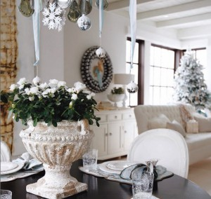White Xmas Decor