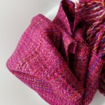 Wool Scarf ~ Carnival Lights ~ $110.00 CAD