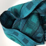100% Tencel Block Twill Scarf ~ $135.00 each CAD