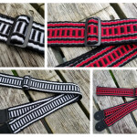 100% Cotton Guitar Straps ~ $85.00 each CAD **Custom Orders Available**